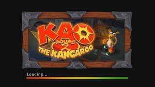 GameCube Longplay [008] Kao the Kangaroo: Round 2