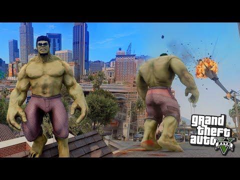 КАК УСТАНОВИТЬ МОД НА ХАЛКА В GTA 5!? Hulk (Avengers & Age Of Ultron)! ВОЗМОЖНОСТИ КРУШИТЬ! РОЗЫГРЫШ