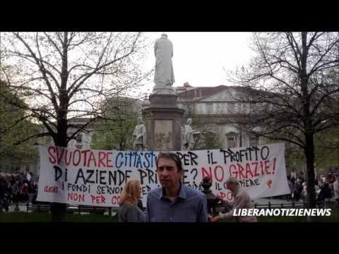 Milano Città Studi non si sposta 31 3 2017