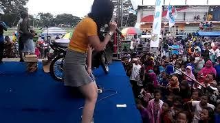 Bella Nafa offair di kapuas KalimantanBrondong Tua