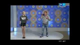 Kapushon feat Gloria - Ca iernile moscovite (cine vine la noi)