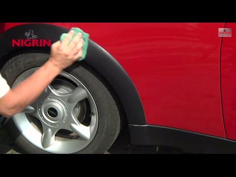 Tutorial Kunststoffteile Am Auto Mühelos Reinigen Youtube