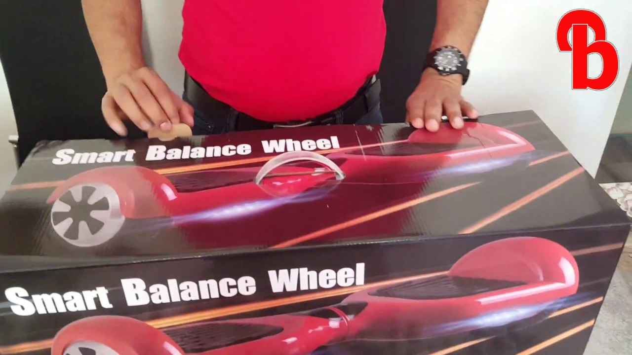 HOVERBOARD UNBOXING Self Balance Smart Scooter !!!!!!