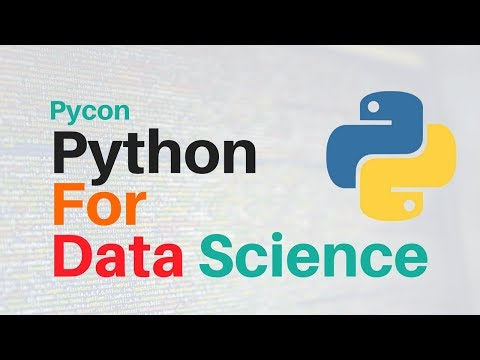 Python For Data Science - 2018 | Become Data Scientist
