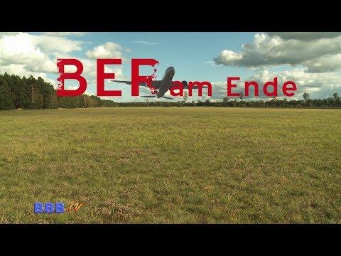 BER am Ende - neuer Großflughafen im Süden geplant, BBB TV 19.10.2017