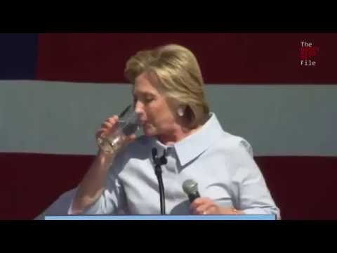 When She Coughed Up Green Slim... is listed (or ranked) 12 on the list The Moment You Knew Hillary Clinton Was Done