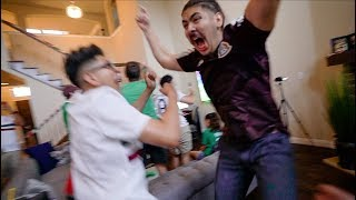 CASTRO INVITED FANS TO HIS HOUSE... THIS HAPPENED!