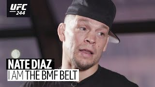 """If you're part of the secret, you're cheating!"" Nate Diaz is as real as they come 