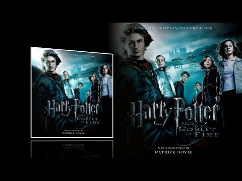 Download Harry Potter and the Goblet of Fire (2005)  - Full Expanded soundtrack (Patrick Doyle)