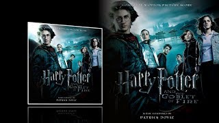 Harry Potter and the Goblet of Fire (2005)  - Full Expanded soundtrack (Patrick Doyle)