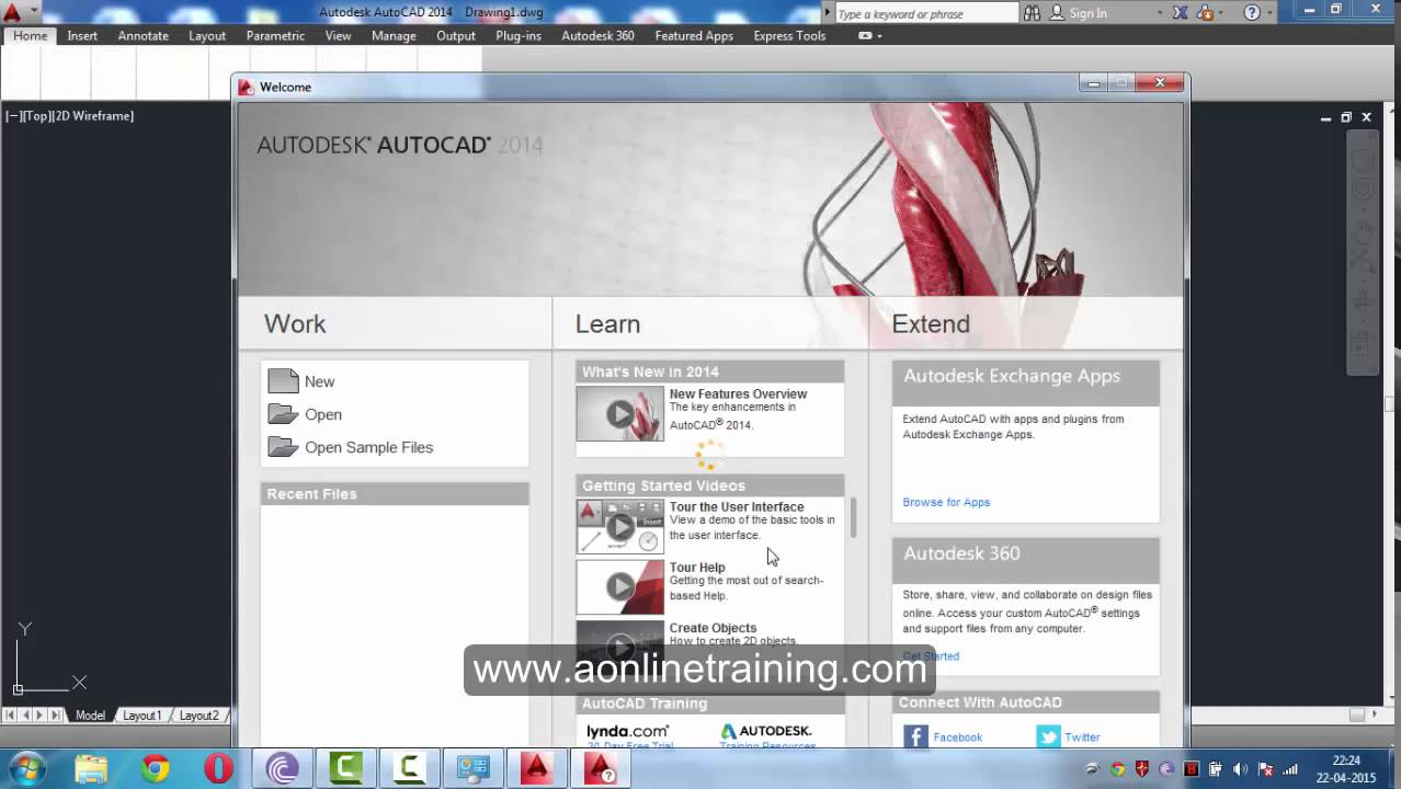 Autocad Online Courses Interior Designing Courses