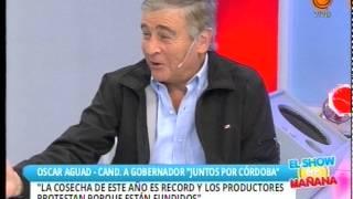 Oscar Aguad en El Show de la Mañana 01 07 2015