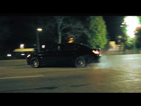 BMW M5 - Крокодил вернулся и стал еще мощнее! Чип от K8 Strasse!