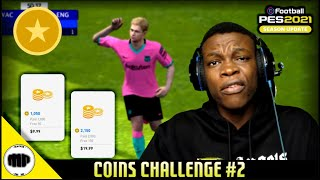 BEAT MY TEAM & YOU GET PES MOBILE COINS #2