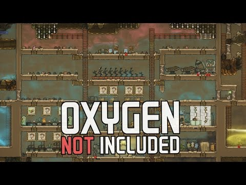 Oxygen Not Included - Ep. 5 -Hydrogen Production! - Let's Play Oxygen Not Included Gameplay