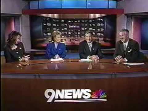 KUSA 9 News Denver 5PM Close (March 1998)
