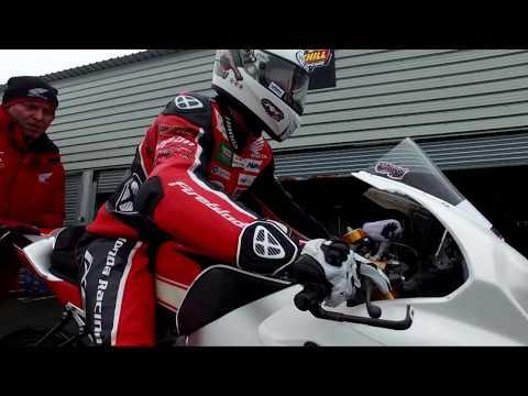 Knockhill British Superbike Test - May 2017