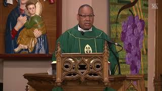 The Sunday Mass – 10/17/21 – 29th Sunday of Ordinary Time