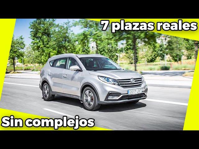7 plazas reales   Prueba / Review DFSK 580
