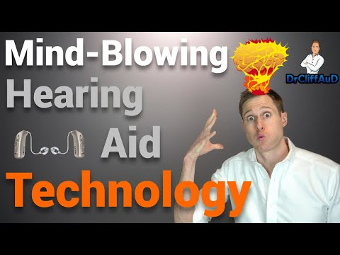 CRAZY New Hearing Aid Technology! | 🔥 Oticon More 🔥