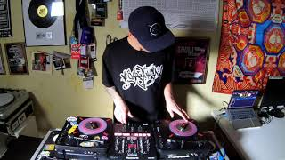 DJ Worm routine on Numark Scratch mixer with track by Keys N Krates - Save Me (ft. Katy B)