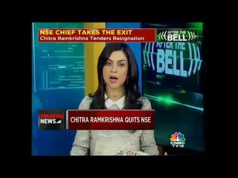 Chitra Ramkrishna Quits NSE