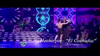 """Mora Godoy  baila """"La Cumparsita """" en """"Bailando por un sueño """""""