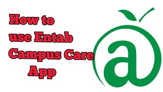 How to use Entab Campus Care App and Recover User ID and Password , Pay Online Fee screenshot 3