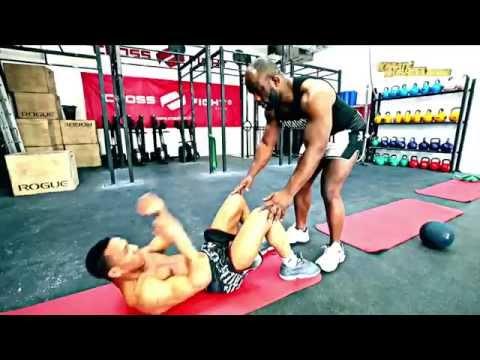 Musculation et préparation au combat avec Fernand Lopez - Chronique n°6