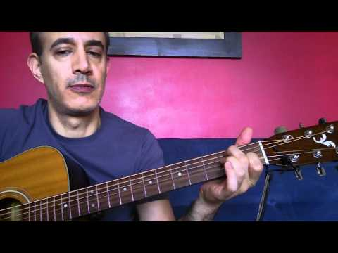 I will - beatles - guitar lesson