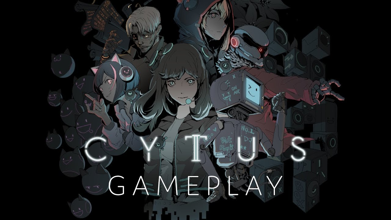 Cytus the Music game for iPhone & iPad 2018