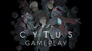 [Cytus II] Opening & Gameplay Overview screenshot 2