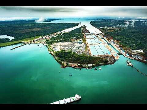 Expanding Panama Canal with BIM | The B1M
