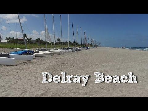 Delray Beach Oceanview Tour, Sandbar, Luna Rosa in 4K