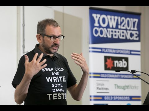 YOW! Conference 2017 -  Steve Freeman  - Test Driven Development: That's Not What We Meant