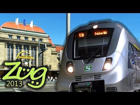 Zug2013: Leipzig Hbf Doku - Teil 1 - Promenadenbahnhof
