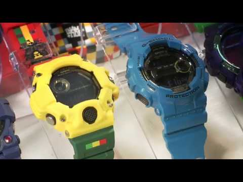 Fanatik: G-Shock | Astro Arena