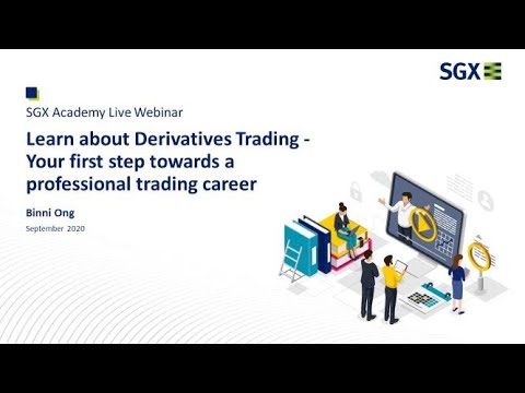 Derivatives Trading (Part 1/3) – Introduction to Futures Trading