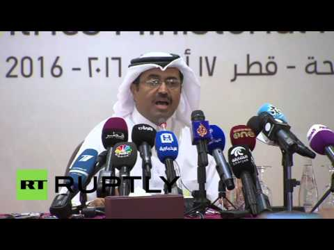 Qatar: OPEC fail to agree on output freeze in Doha, Qatari minister confirms