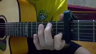 [Guitar] Hướng dẫn đoạn Intro bài gửi anh xa nhớ - Bích Phương