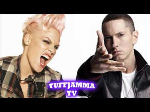 Eminem - Wont Back Down ( ft Pink ) HD
