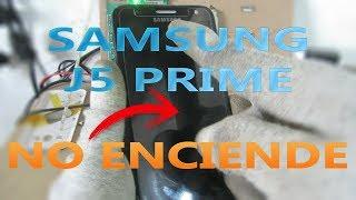 SAMSUNG J5 PRIME NO ENCIENDE!... COMO REVIVIRLO!