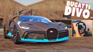 BUGATTI DIVO  Max tuning  drifting  Forza Horizon 4
