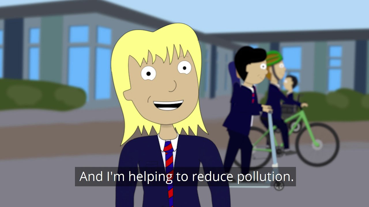 Creating a road safety explainer video for South Gloucester Council