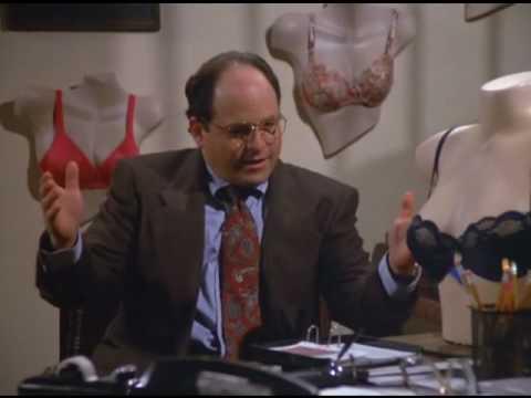 Seinfeld George - Bra specialist