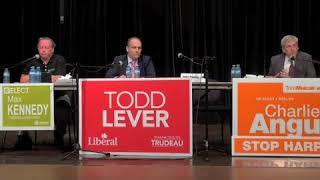 Timmins - James Bay Media-Run Candidates Debate 2015