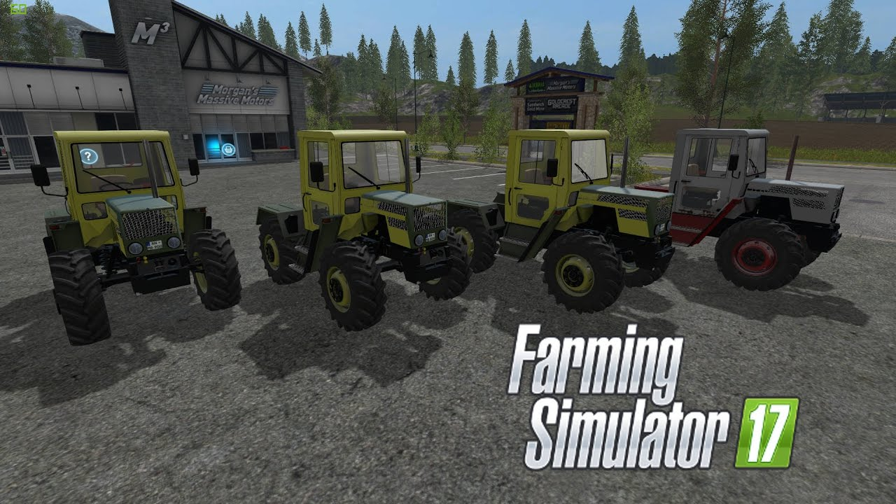 [LS17] MB Trac Pack (65-70-900) Modvorstellung