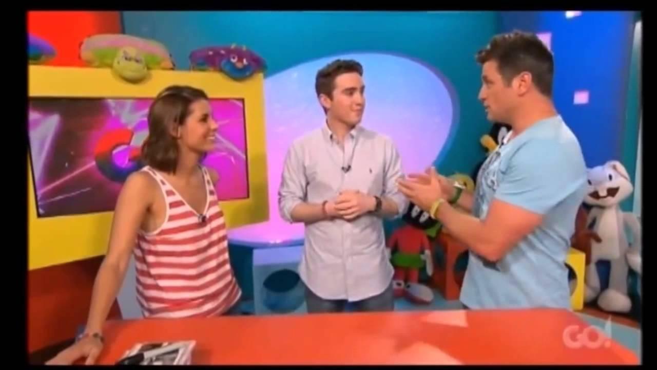 harrison craig on australian tv   kids wb interview  u0026 cd giveaway
