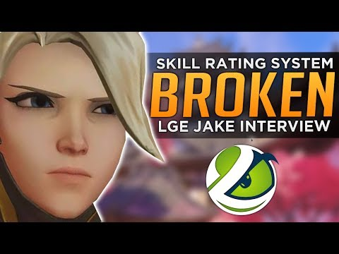 Overwatch: SR System is BROKEN!? - LGE Jake Pro Interview