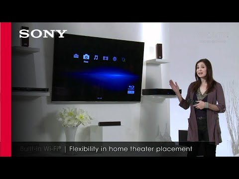 How To Set Up A Wireless HD Home Theater System
